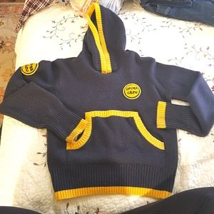 Boys small pullover sweater